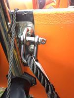 3T shackle 16mm thimble pro splice eye