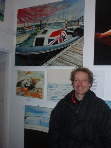 Rollz at Green Buoy arts cowes