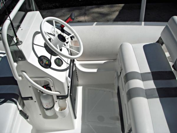 Helm Aft Bench