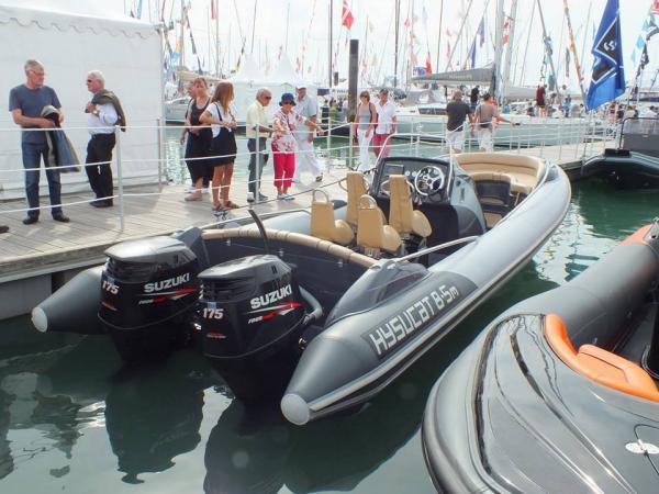 My boat in La Rochelle