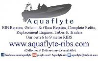Aquaflyte Rib repair service