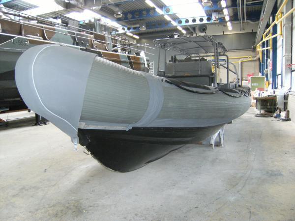 Dutch Coastuard boats for Curacao
