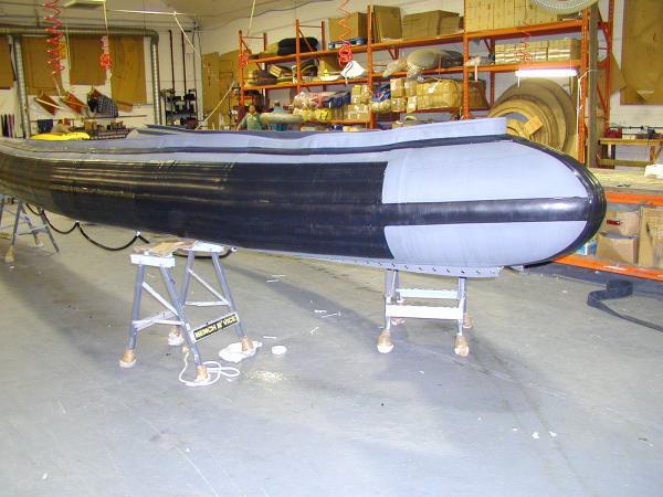 Halmatic Arctic 22 tubes