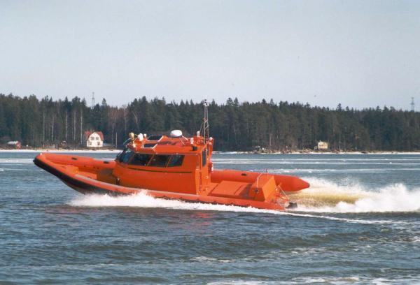 C 3500 Booeranger RIB from Finland
