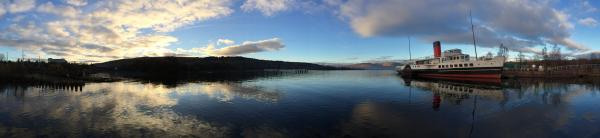 Loch Lomond panorama