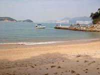 the pulley buoy system is ideal for here...  Restaurant stop at 'Mo Tat Wan', Lamma Island, Hong Kong