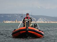 Me in Portland Harbour