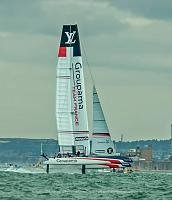 America's Cup, Portsmouth 2016