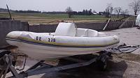 Zodiac Projet 427 115 HP Inboard
