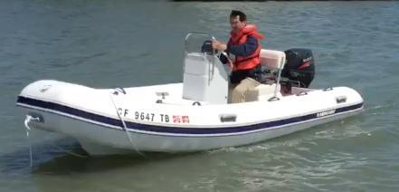 Mercury Oceanrunner 430