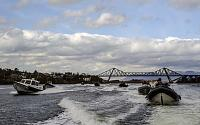 Past Connel Bridge