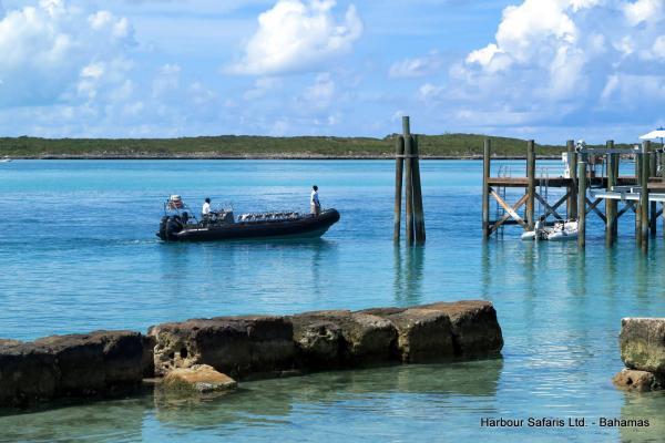 Staniel Cay Yacht Club, Exuma, Bahamas