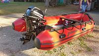 15 HP Mercury Motor  bb