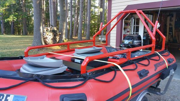 Boat rails 8