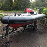 searider 4 for sale boat n trailer £1000 , engine2 £2000