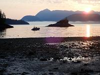 2018 West side Vancouver Island Camp Cruise