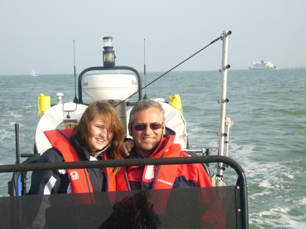 Skipper and crew