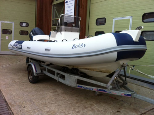 5m Yamaha Rib re-tube