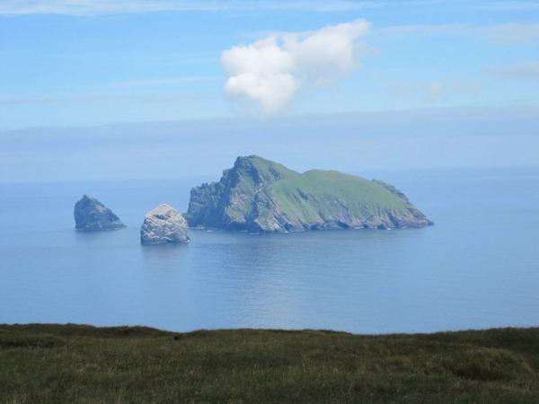 Boreray, Stac Lee & Stac an Armin