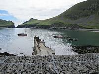 Jetty on Hirta