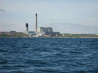 Peterhead Power Station (Boddam).