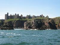 Slains Castle (nearly a hotel - I ask you!)