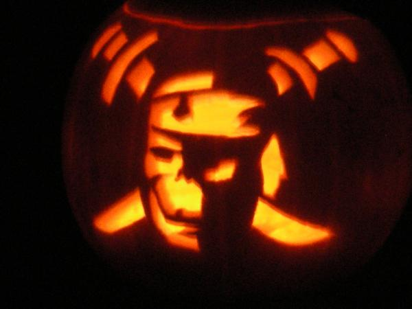 Pumpkin Pirate by Richy