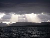 Dusk over Scalpay - near Isle of Skye