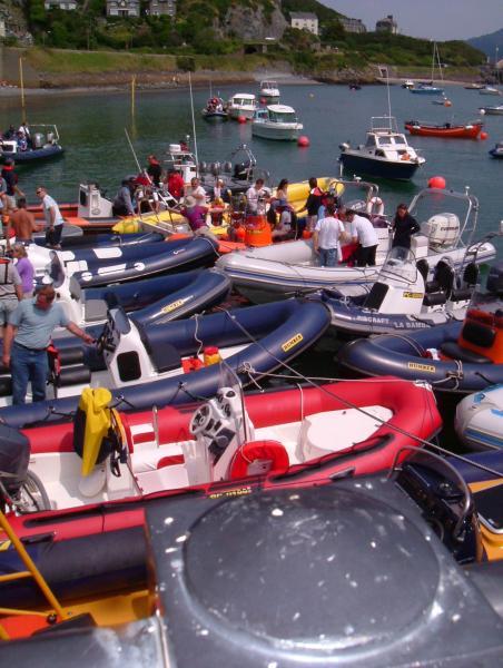 RIBnet Gathering Pwllheli 2006