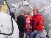 Abbie's Maiden Voyage
