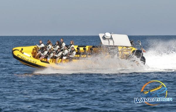 "Parker 1000 Baltic ""Waverider"" Lanzarotte, Canary Islands"