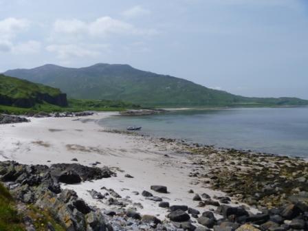 Glenbatrick Bay Loch Tarbert