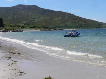 Glenbatrick Bay Loch Tarbert2