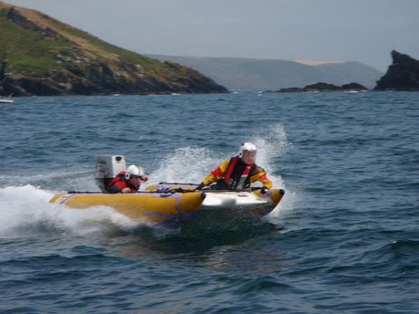 RNLI Yealm Passage Race