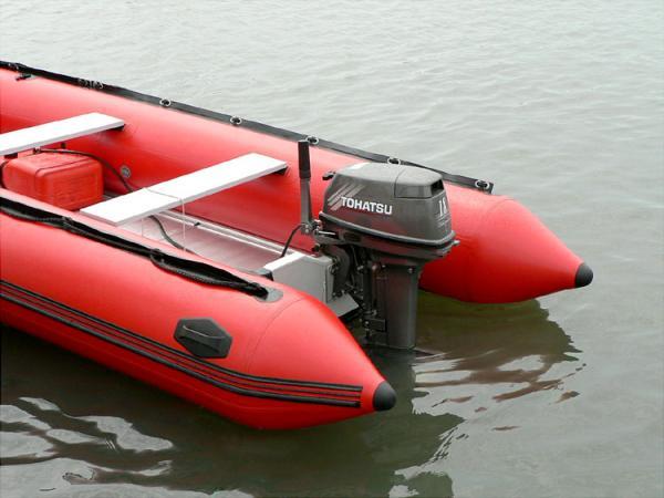 Sea Rider 420 Alu Floor Sib