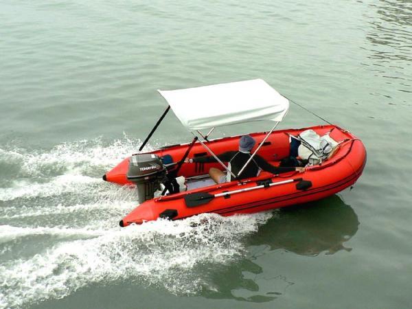 Sea Rider 380 Alu Floor Sib
