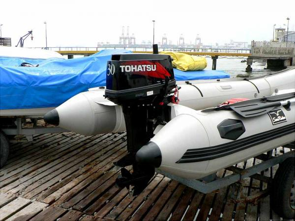 Tohatsu 30 HP Alternative