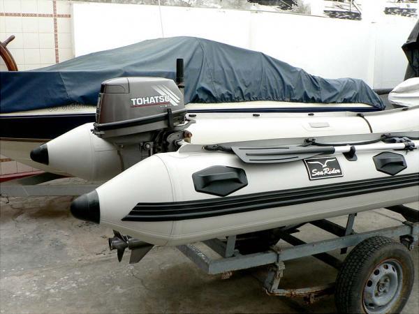 Sea Rider 430 Rib