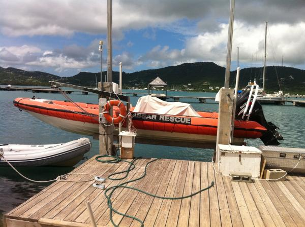 ABSAR Rib (Antigua and Barbuda Search And Rescue)