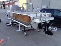 Valencia Yacht Tender Retube