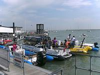 Cowes Town Quay