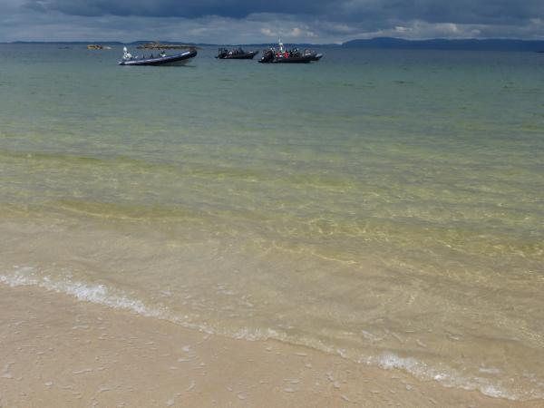 Kiloran Bay Colonsay