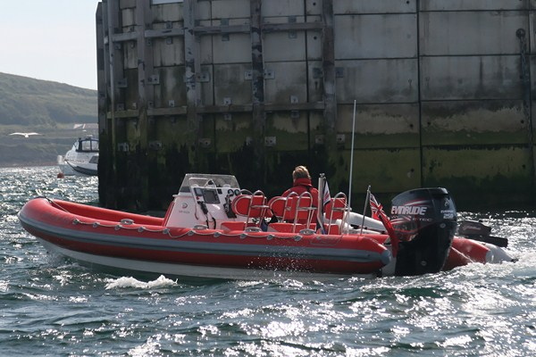 Into the Red on Alderney in 2012