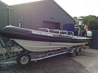 Police Boat Olympics