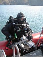 Dan Stevenson - Cameraman 'Deep Wreck Mysteries'
