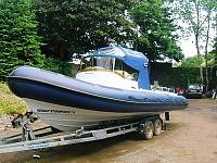 redbay stormforce 7.4 mtr rib 01