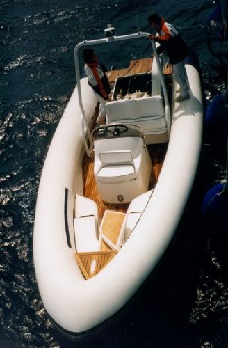 ribtec 8.5 mtr yacht tender 01