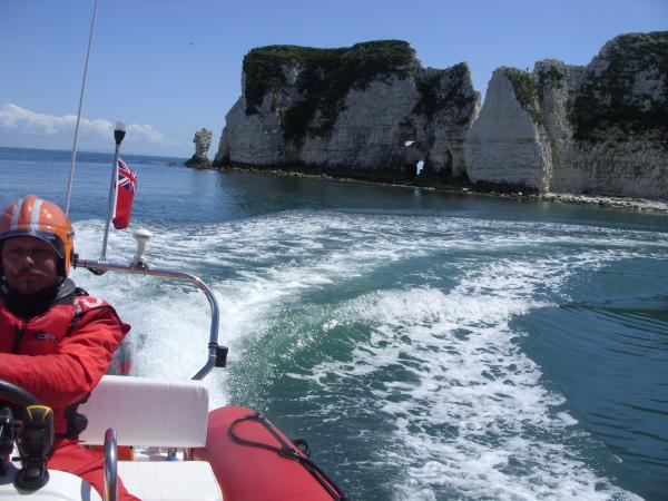 six stunning hours on the water