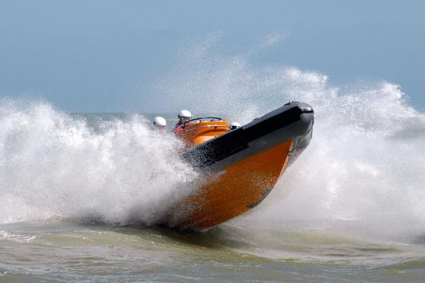 Gosport Lifeboat