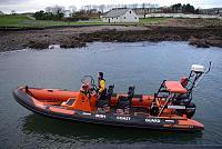 Redbay irish Coast Guard Boat